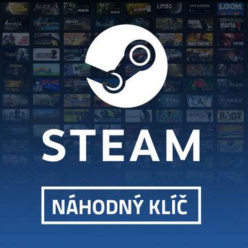 Náhodný Steam klíč